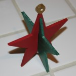 3D-Star-red-green-2 (Wooden Ornaments)