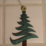 Swirling Christmas (Christmas Ornaments)
